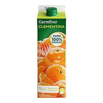 Carrefour Zumo natural de mandarina 1 l