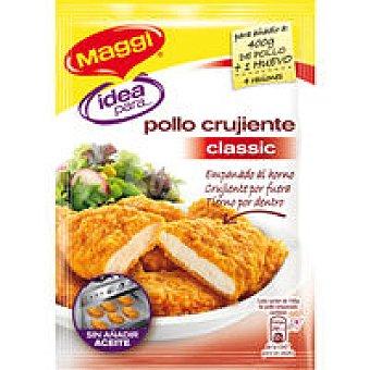 Maggi Rebozado Pollo Crujiente Clásico 120g