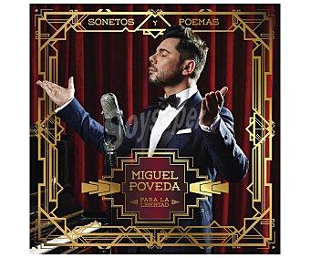 Miguel Poveda Sonetos y poemas Flamenco 1 unidad