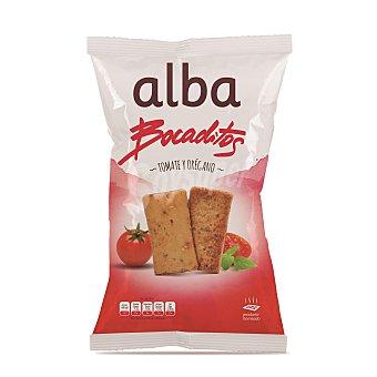 Alba Bocaditos mini con tomate y orégano 100 g