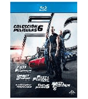 AND Fast Furious (1-6) BR