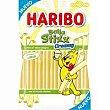 Balla Stixx Creamy regaliz con sabor a mousse de limón Bolsa 175 g Haribo