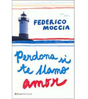 Federico Perdona si te llamo amor ( Moccia)