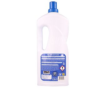 Auchan Limpiador en gel especial baño 1,5 litros