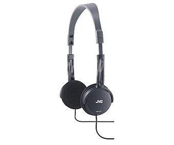 JVC HAL50 Auricular cerrado plegable, color negro