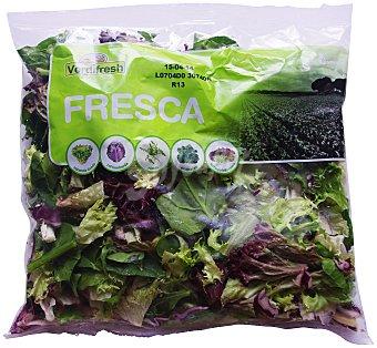 VARIOS Ensalada fresca (rucula, espinaca, escarola, col, l.rossa) Bolsa 200 g