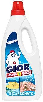 Gior Detergente para lavar a mano Botella 750 ml