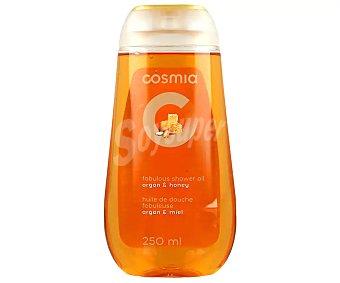 Cosmia Gel de baño de aceite de argán y miel 250 ml