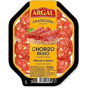 Argal Plato chorizo regio 75G