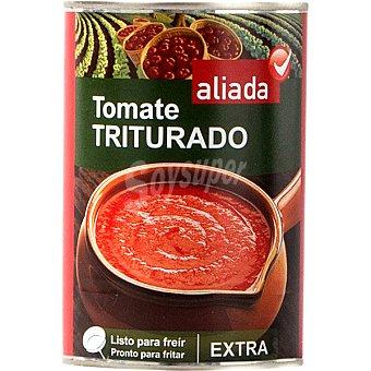 Aliada Tomate extra triturado Lata 400 g