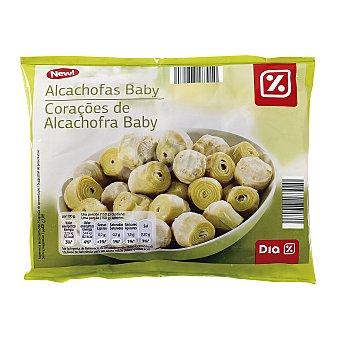 DIA Alcachofas baby Bolsa 300 gr