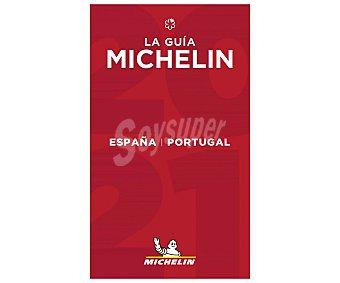 Michelin La guía Michelín España y Portugal, VV. AA. Género: turismo, guías. Editorial Michelin.