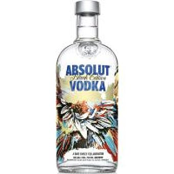 Absolut Vodka Blank Limited Edition Botella 70 cl