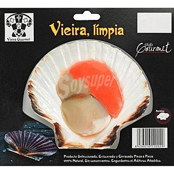 LA FABRICA Vieira Limpia peso aproximado pieza 80 g