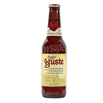 Heineken Cerveza rubia legado de yuste botella 33 cl Botella 33 cl