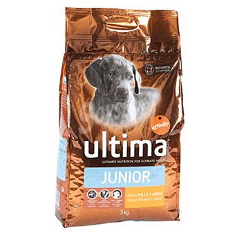 Ultima Affinity Alimento junior 3 kg