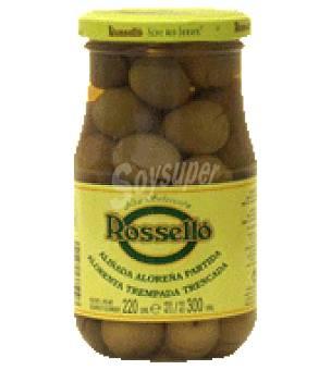 Roselló Aceituna aliñada aloreña 220 g