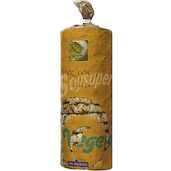 ALIVEGE Tortitas de arroz con miel Envase 250 g