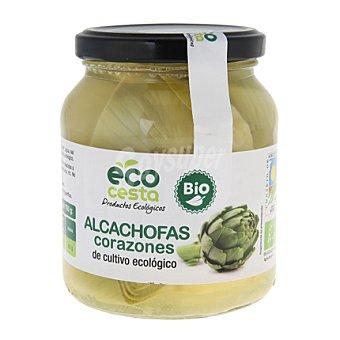 Ecocesta Alcachofas corazones bio 340 g