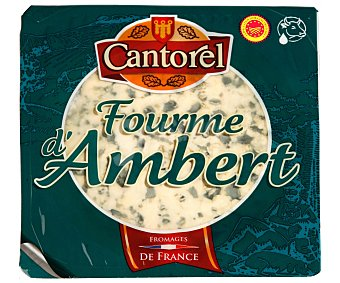 Cantorel Queso Fourme d`ambert 150 Gramos
