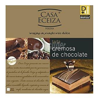 Casa Eceiza Tarta cremosa de chocolate Caja 550 g