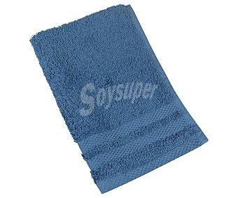 Actuel Toalla de tocador 100% algodón color azul oscuro, /m² de densidad 500g