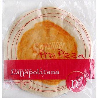 La Napolitana Base para pizza Bolsa 260 g