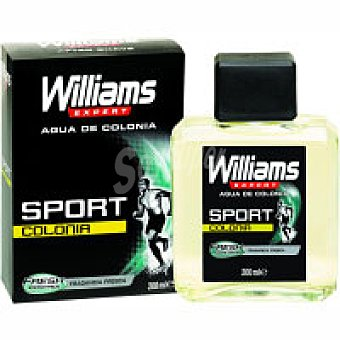 WILLIAMS SPORT Colonia para hombre Frasco 200 ml