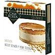 Mini tarta biscuit de nata y yame tostada caja 110 g Casa Eceiza