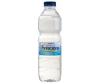 Fontecabras Agua mineral 50 centilítros