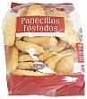 Pan tostado blanco panecillos Paquete 300 g Hacendado