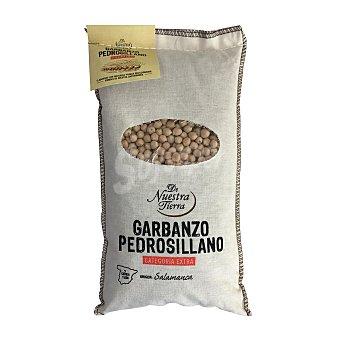 De nuestra tierra Garbanzo Pedrosillano de Salamanca 1 kg