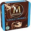 Magnum cookie Crumble Caja 228 g Frigo