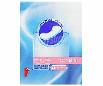 Auchan Protegeslip Ultra Mini 28 Unidades