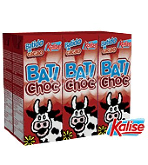 Kalise Batido de chocolate Pack de 6x200 g