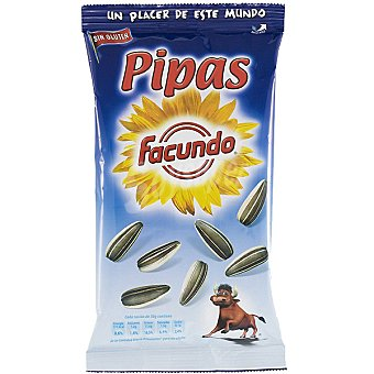 Pipas Facundo Pipas Bolsa 160 g