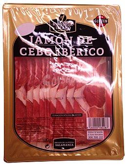 La hacienda del Ibérico Jamón curado ibérico sin gluten en lonchas Paquete 100 g
