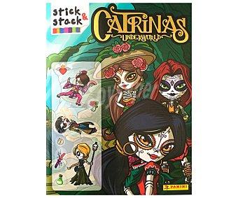 Panini Catrinas Stick & Stack, VV. AA. Género: infantil. Editorial Panini.