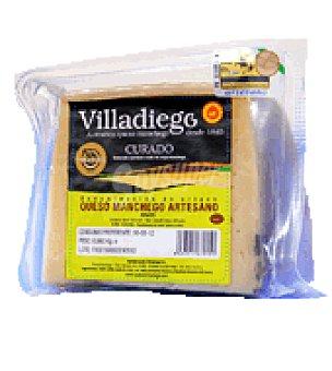 Villadiego Queso manchego curado artesano 660 g
