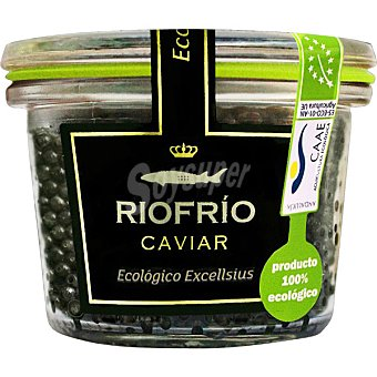 Riofrio Caviar excellsius ecológico tarro 60 G Tarro 60 g