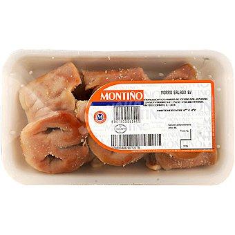 Montiño Morro salado de cerdo peso aproximado Bandeja 650 g