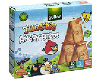 Angry Birds TUESTIS GULLON 600 GRS