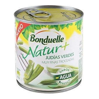 Bonduelle Judías verdes muy finas troceadas Lata 225 g neto escurrido