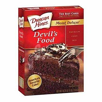 Ducan Hines Preparado de bizcocho chocolate 511 g