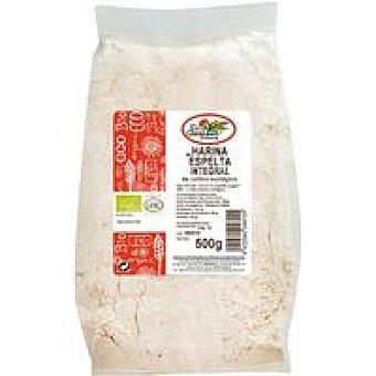 EL GRANERO Harina integral de espelta Paquete 500 g