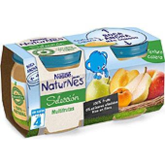Naturnes Nestlé POTITO MULTIFRUTAS X2 400 GRS