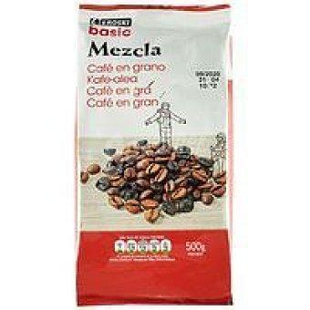 Eroski Café en grano mezcla Paquete 500 g