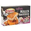 Merluza con jamón y queso caja  300 gr Fripozo