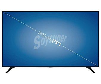 "HITACHI 75HL17W64 Televisión 190,5 cm (75"") LED 4K"