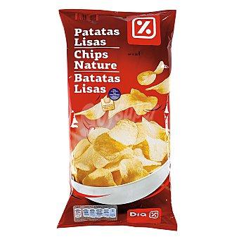 DIA Patatas fritas lisas Bolsa 200GR
